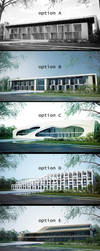 Lab building proposal by kasrawy