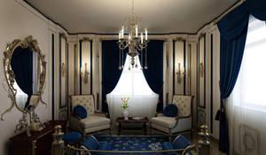 Royal blue bedrm MOD 2 by kasrawy