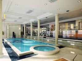 Basement Pool 2 by kasrawy