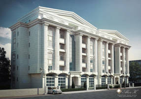 classic apartment building by kasrawy