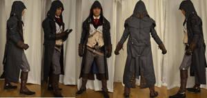 Assassins Creed Unity  Arno Dorian Cosplay  1 by KADArt-Cosplay
