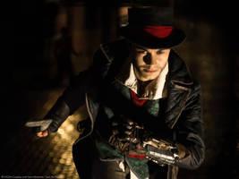 I'm your Shadow Jacob ! /Frye Cosplay AC Syndicate by KADArt-Cosplay