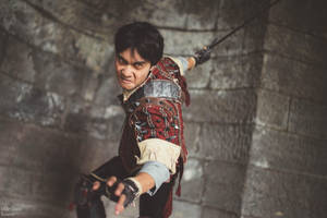 Wrath of the Wolf / Eskel The Witcher Cosplay by KADArt-Cosplay