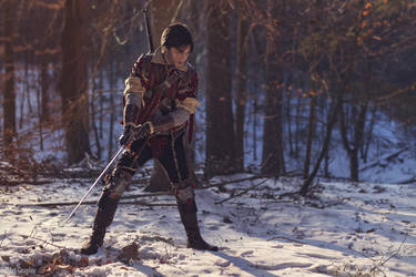 Ranger of the lands / Eskel The Witcher Cosplay by KADArt-Cosplay