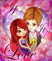 If It's Love... by hazu-i