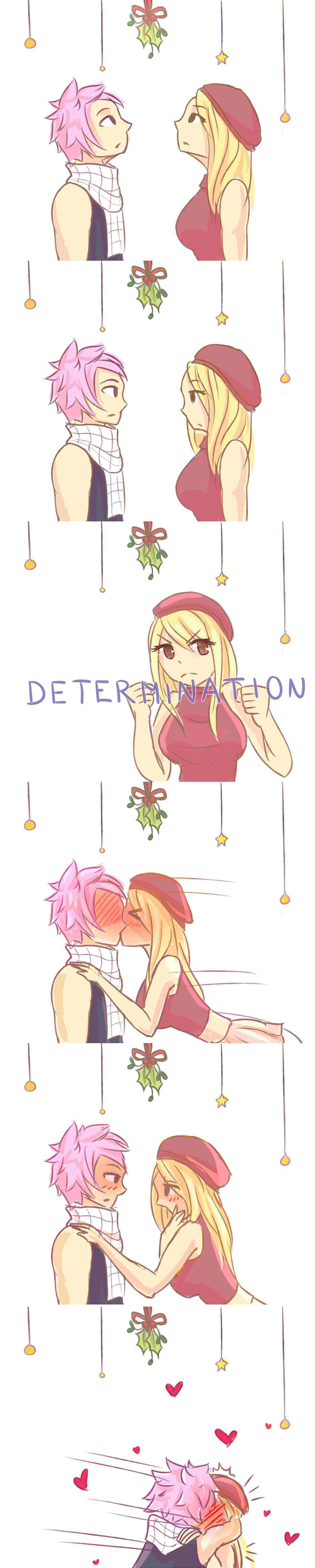 Under the Mistletoe by hazu-i
