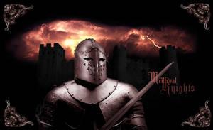 Medieval Knights by noctemvixen