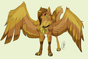 Wings by MittensTheNoble