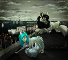 A Trip To Pripyat by MittensTheNoble