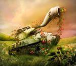 PEACE by adrianamusettidavila