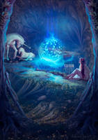 Sparks of Wisdom by adrianamusettidavila