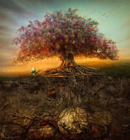 Tree of Life - To Recover by adrianamusettidavila