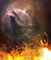 Black Magic by adrianamusettidavila