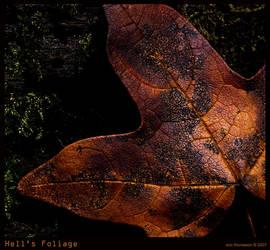 Hell's Foliage by ericthom57