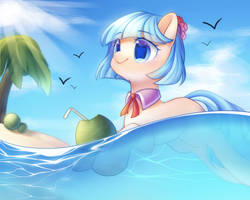 Coco Pommel by Leafywind