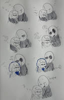 Once again, Uncle Gaster saves the day by Anna-mator