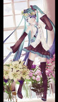 Floral by Baka-chanLove