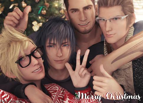 Christmas by Baka-chanLove
