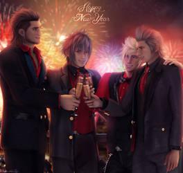 Happy New Year! by Baka-chanLove