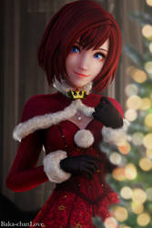 Santa's helper by Baka-chanLove