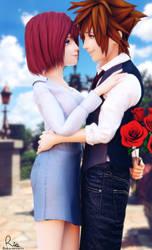 San Valentino by Baka-neearts