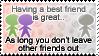 [STAMP] Best Friends by Emfen