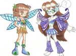 Fairy Rack xD by RachelGilber