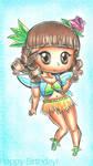 HB: Chibi Tamara by RachelGilber