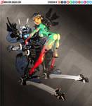 X-O-Bot by sykosan