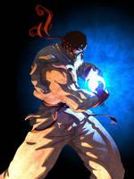 Ryu Collab by sykosan