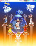 Greek Mythology by sykosan