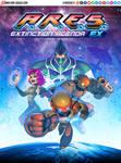 ARES Extinction Agenda EX by sykosan