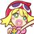 Cutie Amitie Icon by JBX9001