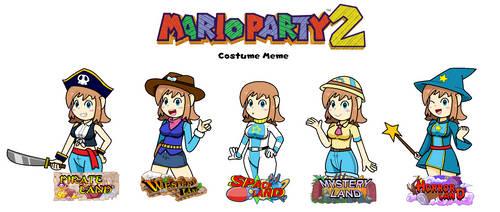 MP2 Costume Meme - Airashi by JBX9001