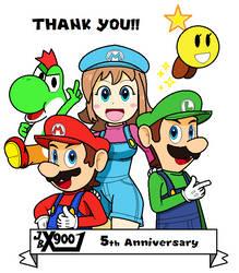 Together (JBX9001 5th Anniversary) by JBX9001