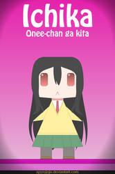 Ichika-de-Onee-chan-ga-kita by spyrojojo