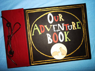 Our Adventure Book by pgChan