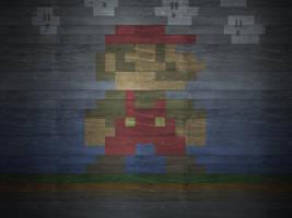Splinter Mario Wallpaper by HAL-2oo6