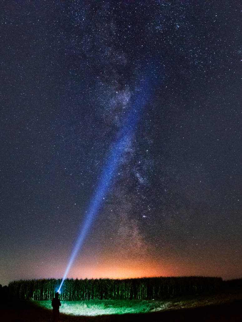 [Astro] Milky Way 2016-08-28 by Thorinair