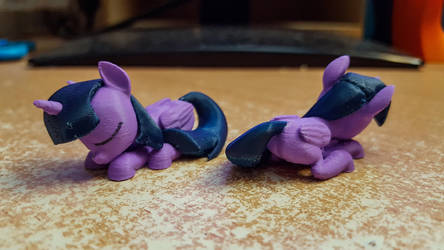 [3D Print] Sleeping Twily by Thorinair