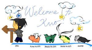 Welcome to Kuo by Kuocomics