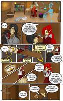 Fox Rain Chapter 2, Page 1 by Kuocomics