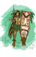 Ba'llua by Kuocomics