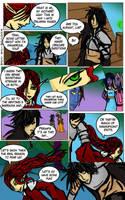 Fox Rain Chapter 3, Page 11 by Kuocomics