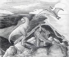Dinoverse by Green-Mamba