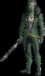 M058--Gamora by Green-Mamba