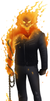 M061--Ghost Rider by Green-Mamba