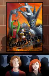 Extra-19--The Splendiferous Spider Hero by Green-Mamba