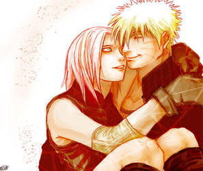 NaruSaku: Joyful by MuseSilver