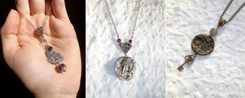 Clockwork Trinkets by Valethia